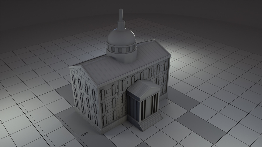 Capital Building Preview Image 1